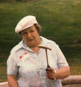 Helen Ellen in Masset